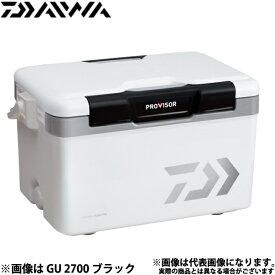 プロバイザー HD GU 2700 ブラック ダイワ クーラーボックス 27L 釣り クーラー