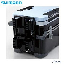 【シマノ】ロッドレストサイド用 RS-C12P ブラック 釣り フィッシング