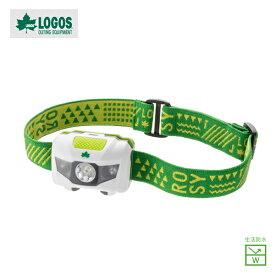 ROSY LEDヘッドライト≪生活防水≫ 74176006 ロゴス ヘッドライト LED