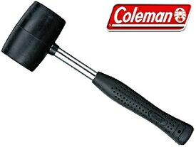 ラバー スチールハンマー 200g 170TA0028 コールマン アウトドア 用品 キャンプ 道具