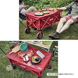 スペシャルセール!*【コールマン】アウトドアワゴンテーブル(2000033140)コールマンColemanキャンプ用品アウトドア用品
