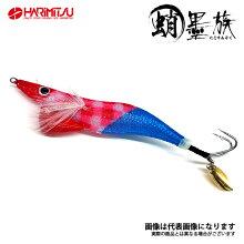 蛸墨族オリジナルカラー35gバナナメロンハリミツタコエギタコ餌木タコ仕掛けタコの船釣りに最適