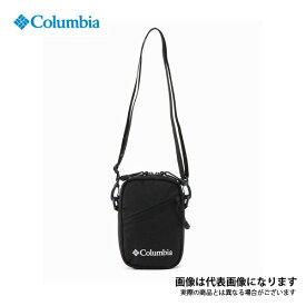 【在庫処分特価】 プライスストリームミニショルダー 010 Black PU8237 コロンビア 斜め掛け バッグ ショルダーバッグ アウトドア
