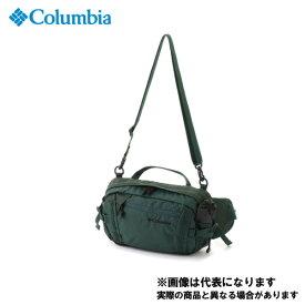 キャッスルロックヒップバッグ 370(Spruce) PU8308 コロンビア バッグ 鞄 アウトドア