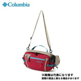 キャッスルロックヒップバッグ 623(Pomegranate) PU8308 コロンビア バッグ 鞄 アウトドア