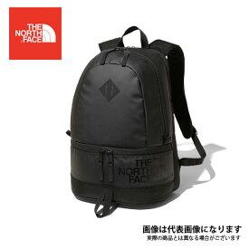 BCデイパック ブラック×ブラック NM81504 ノースフェイス