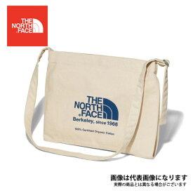 ミュゼットバッグ ナチュラル×ソーダライトブルー NM81765 ノースフェイス