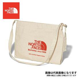 ミュゼットバッグ ナチュラル×TNFレッド NM81765 ノースフェイス