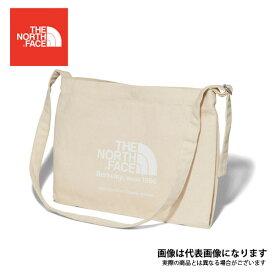 ミュゼットバッグ ナチュラル×ホワイト NM81765 ノースフェイス バッグ 鞄 アウトドア アウトドアウェア