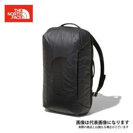 ストラトライナーダッフルL ブラック NM81914 ノースフェイス バッグ 鞄 アウトドア アウトドアウェア
