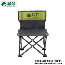 ROSYタイニーチェア(Grロゴ)73173114ロゴス