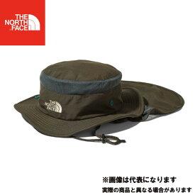 SUNSHIELD HAT ニュートDG L NN01904 ノースフェイス 帽子 ハット アウトドア
