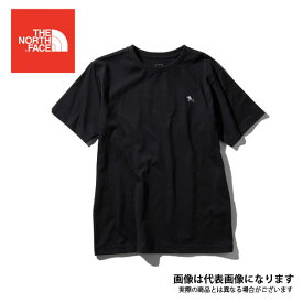 ショートスリーブモンキーマジックティー(メンズ) ブラック XL NT31947 ノースフェイス
