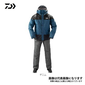 レインマックス ウィンタースーツ デニム Mサイズ DW-35009 ダイワ