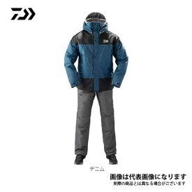レインマックス ウィンタースーツ デニム XLサイズ DW-35009 ダイワ