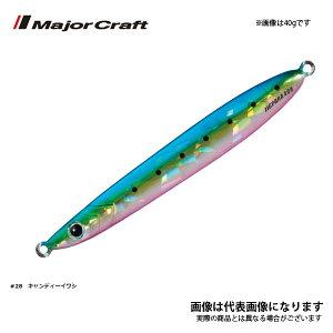 ジグパラジェット 30g キャンディイワシ JP-JET30 メジャークラフト