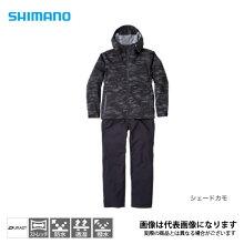レインギアスーツ01RA-001Uシェードカモ2021新製品Sサイズシマノ