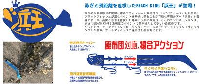 【エントリーでP10倍確定!1日0時〜】メジャークラフト(MajorCraft)浜王21g【ネコポス配送可】