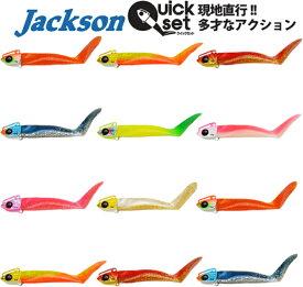 ジャクソン(Jackson) クイックセット 21g 【ネコポス配送可】