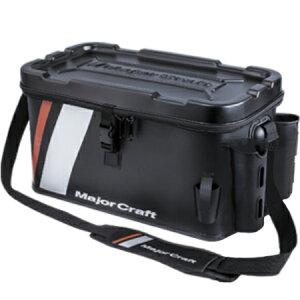 メジャークラフト(Major Craft) タックルバッグ MTB-30/BK 30cm ブラック