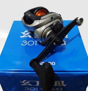 シマノ幻風タイプG300