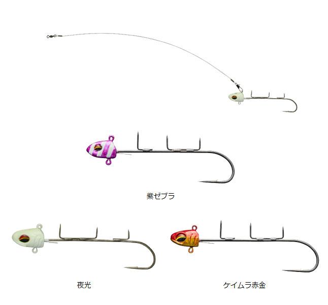 ダイワ 快適波止タチウオテンヤSS(ノーマル/SSSS)1.5号約5.5g 【メール便可】
