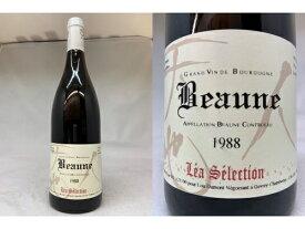 """赤:[1988] ボーヌ """"レア・セレクション"""" ルージュ(ルー・デュモン)Beaune """"Lea Selection"""" (Lou Dumont)【NVSC】"""