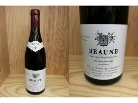 赤:[2009] ボーヌ ルージュ(ミシェル・ゴヌー)Beaune Rouge (Michel GAUNOUX)