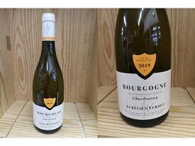 白:[2019] ブルゴーニュ シャルドネ(オレリアン・ヴェルデ) Bourgogne Chardonnay (Aurelien Verdet) オーレリアン ブラン