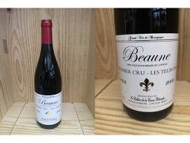 """[2006] ボーヌ 1er """"トゥーロン"""" (セリエ・ド・ラ・クロワ・ブランシュ)Beaune 1er """"Teurons"""" (CELLIERS DE LA CROIX BLANCHE) ツーロン"""