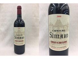 [2000] シャトー シマール(サンテミリオン)Ch. Simard