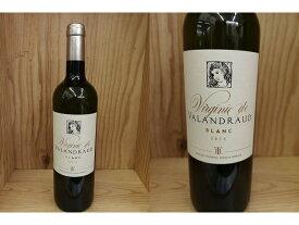 白:[2015] ヴィルジニー・ド・ヴァランドロー ブラン 白 (ボルドー)Virginie de Valandraud Blanc (Bordeaux)
