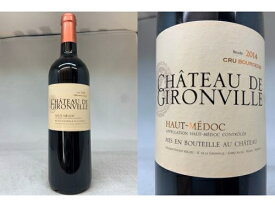 赤:[2014] シャトー・ド・ジロンヴィル (オー・メドック)Chateau de Gironville (Haut-Medoc)