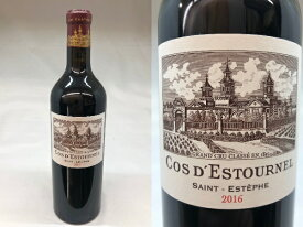[2016] シャトー・コス・デス・トゥルネル Cos d'Estournel