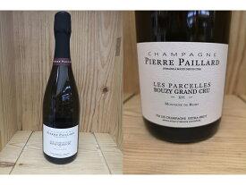 """正規品:[NV/2016base] ピエール・パイヤール """"レ・パルセル"""" Pierre Paillard Les Parcelles Grand Cru"""