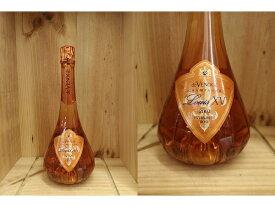 箱無:ロゼ:[2002] ド・ヴノージュ ルイ15世(キャーンズ)ロゼ DE VENOGE LOUIS XV Rose