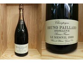 """正規品:1500ml:MNL:[1999] ブリュノ・パイヤール """"ル・メニル"""" ブラン・ド・ブラン マグナム・ボトル Bruno Paillard """"Le Mesnil""""Blanc de Blanc 1500ml ブルーノ・パイヤール"""
