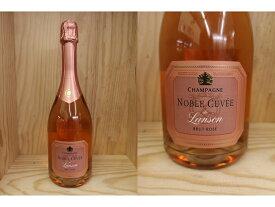 r:[NV] ランソン ノーブル・キュヴェ ロゼ Lanson Noble Rose