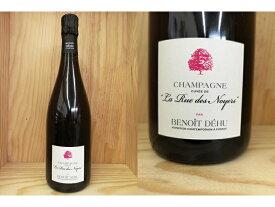 """Rose:[NV/15] ブノワ・デウ """"""""ラ・リュ・デ・ノワイエ ロゼ・ド・セニエ""""Benoit Dehu """"La Rue des Noyers Rose de Saignee"""""""