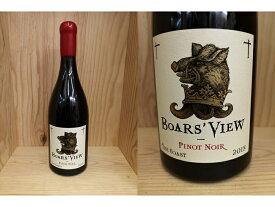 正規品:[2015] ボアズ ビュー ピノ・ノワール Boar's View Pinot Noir