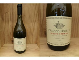 "18STN:[2018] カテナ ""ホワイト・ストーンズ"" シャルドネ(カテナ・サパータ)Catena WHITE STONES Chardonnay (Catena Zapata)"