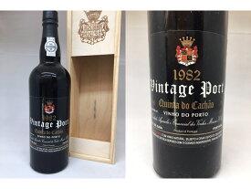 [1982] ポート メッシアス ヴィンテージ(木箱入り)Port Messias Vintage