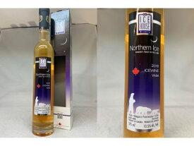 375ml:[2018]ノーザン・アイス ヴィダル アイスワイン ハーフボトル(ザ・アイスハウス・ワイナリー)極甘口/カナダNorthern Ice Vidal Icewine(The Ice House Winery)Canada
