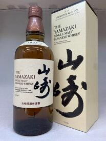 【箱付き】サントリー山崎 シングルモルト 700ml SUNTORY YAMAZAKI