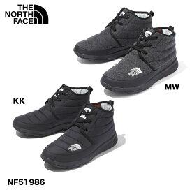 ザ ノースフェイス THE NORTH FACE ブーツ ヌプシトラクションライト チャッカ NF51986  ギフトラッピング無料 ラッキーシール対応