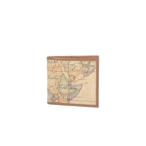 【GW5%OFFクーポン配布中】プリマクラッセ PRIMA CLASSE PVC地図柄折り財布 W103/6000  ギフトラッピング無料 ラッキーシール対応
