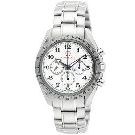 【10月16日-17日限定★クーポン配布中】オメガ OMEGA メンズ腕時計 スピードマスターオリンピックモデルAT 32110425004001  ギフトラッピング無料