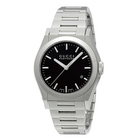 グッチ GUCCI 腕時計 PANTHEONラウンドステンベルトM YA115423  ギフトラッピング無料