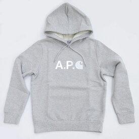 アー・ペー・セー A.P.C. アパレル トップス 胸ロゴ長袖プルオーバー COECO/F27599/01  ギフトラッピング無料