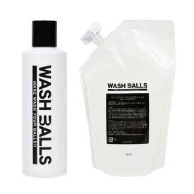 WASH BALLS ウォッシュボールズ詰め替え用セット [L company] デリケートゾーン用ソープ インティメイトケア 男性用